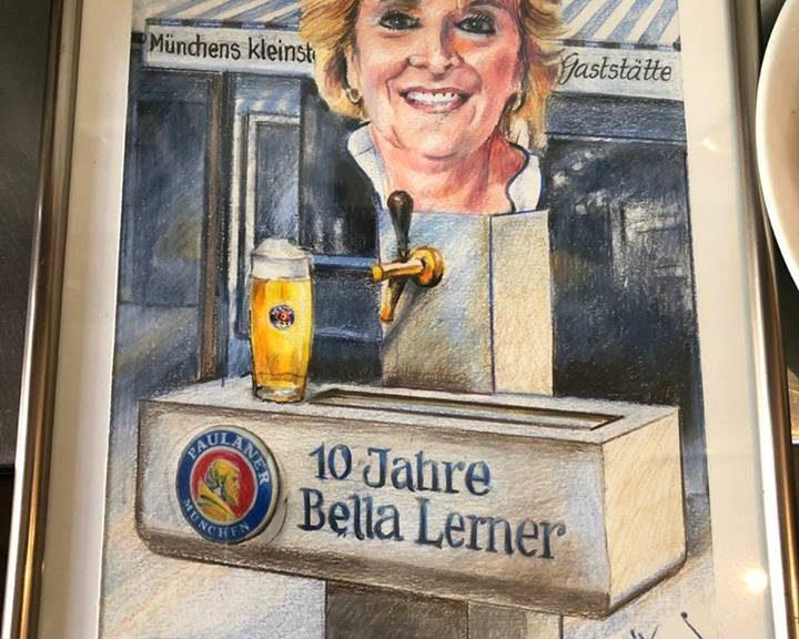 Jubiläum 10 Jahre Münchens kleinste Gaststätte